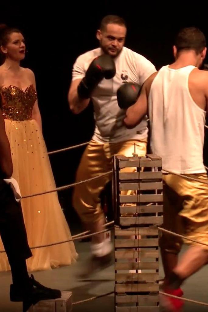 Douze Cordes  –  Opéra boxé